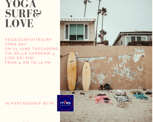 YOGA|SURF & LOVE
