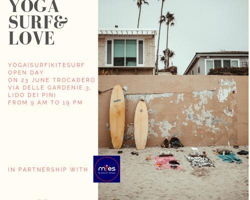 YOGA|SURF & LOVE