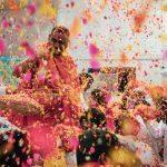 Holi's festival